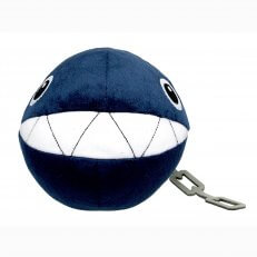 Super Mario - Chain Chomp 6""