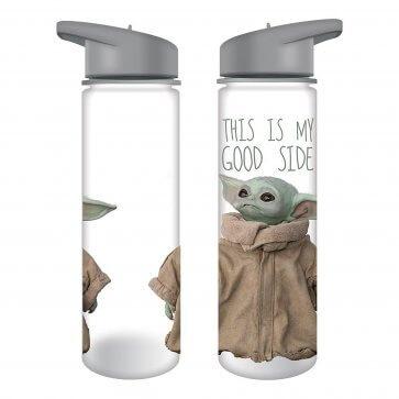 "Star Wars Mandalorian ""The Child"" Single-Wall Water Bottle"