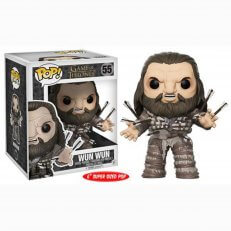Over Sized POP - Game of Thrones - Wun Wun w/ Arrows 6""