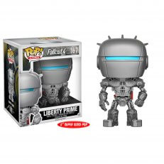 Over Sized POP - Fallout - Liberty Prime