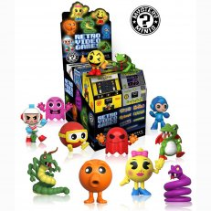 Mystery Mini Figures - Retro Games S1 -12 pc PDQ