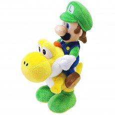 "Super Mario - Luigi Riding Yoshi 8"""