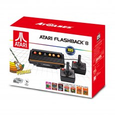 Atari Flashback 8 with 105 games and two wired Controllers