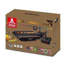 Atari Flashback 8 Gold HDMI with 2 Wireless Controllers