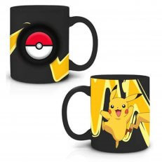 Pokemon - Pikachu Spinner Ceramic Coffee Mug