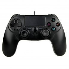Arsenal PS4 Wired Controller - Black