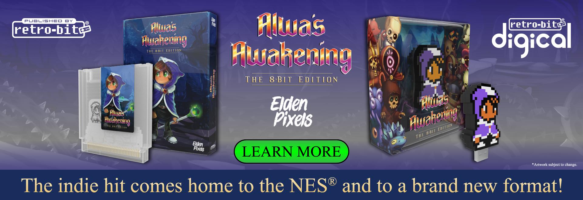 Alwa's Awakening: The 8-Bit Edition - Pre Order