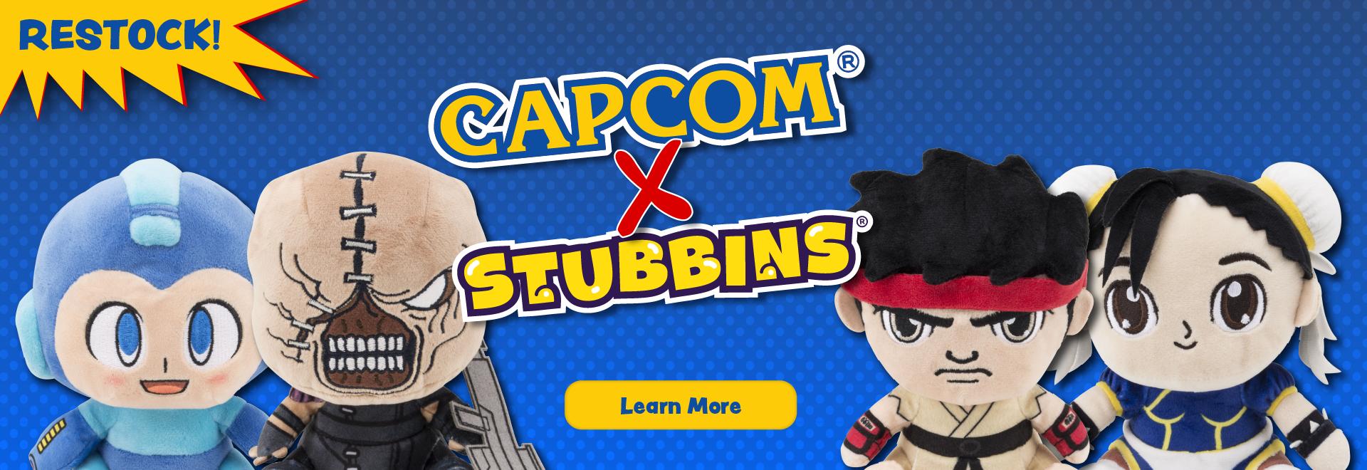 CapcomxStubbins-Restock
