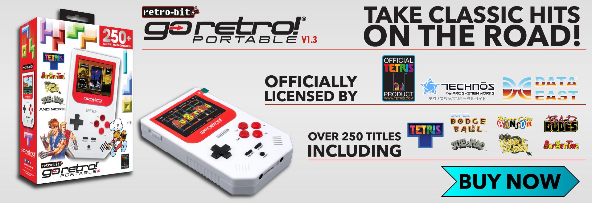 GoRetro Portable v1.3 - Buy Now