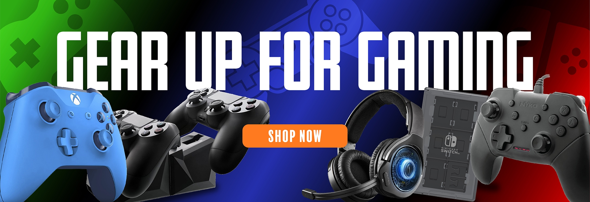 Gear Up for Gaming