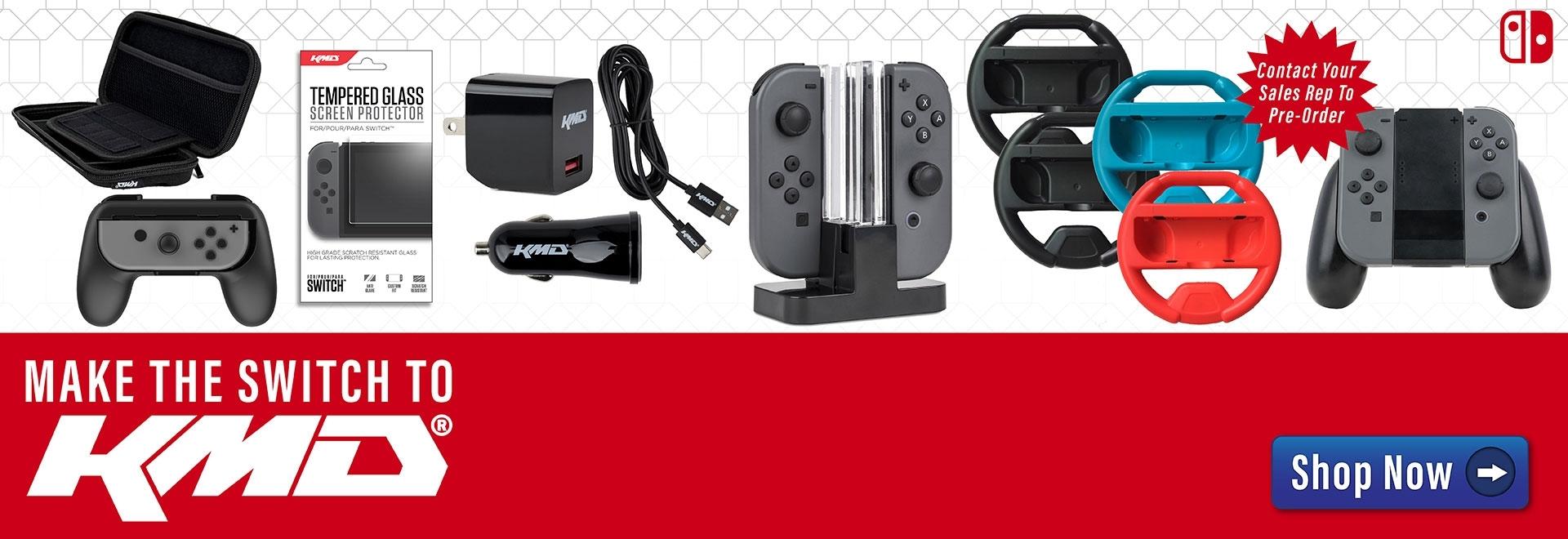KMD Nintendo Switch