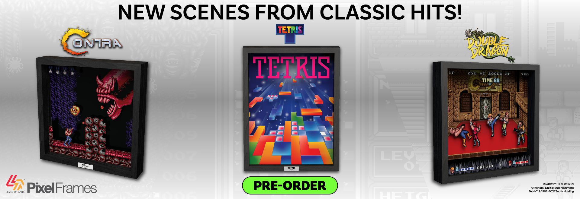 New Pixel Frames Pre-Order - July 2021