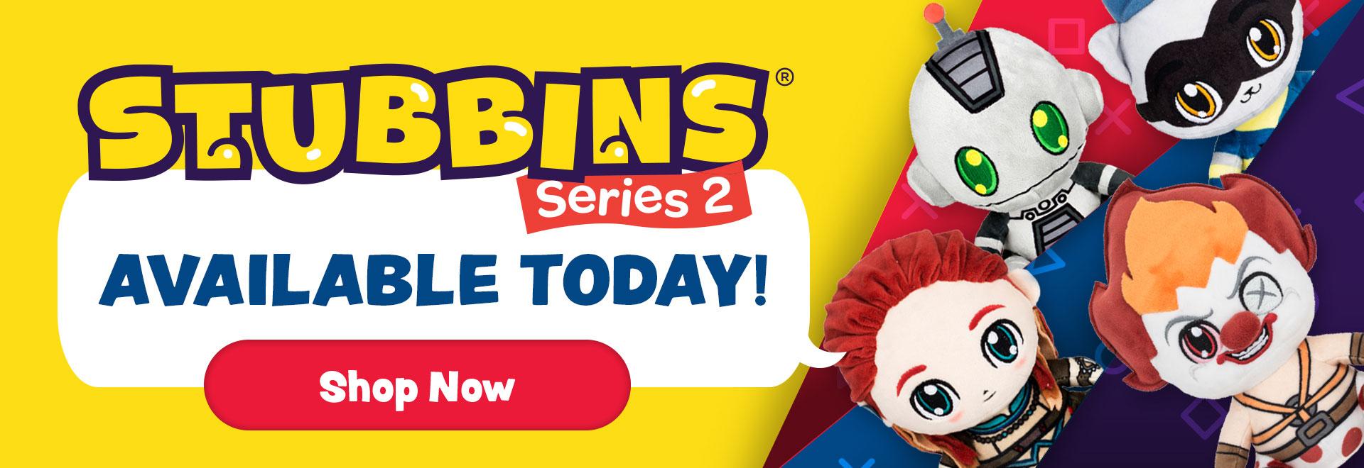 Stubbins Series 2 Plush