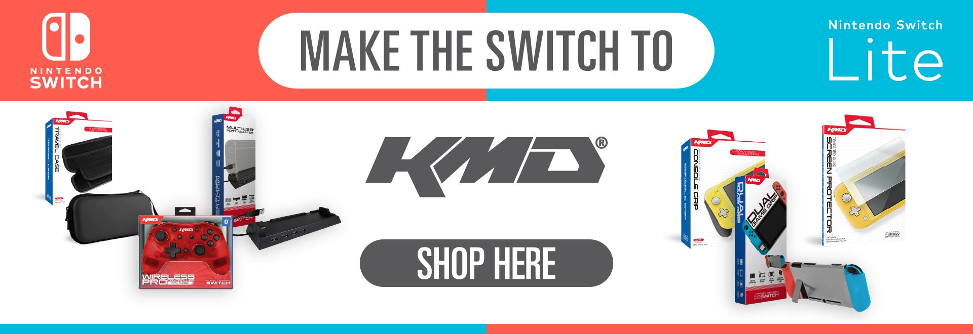 KMD - Switch & Switch Lite