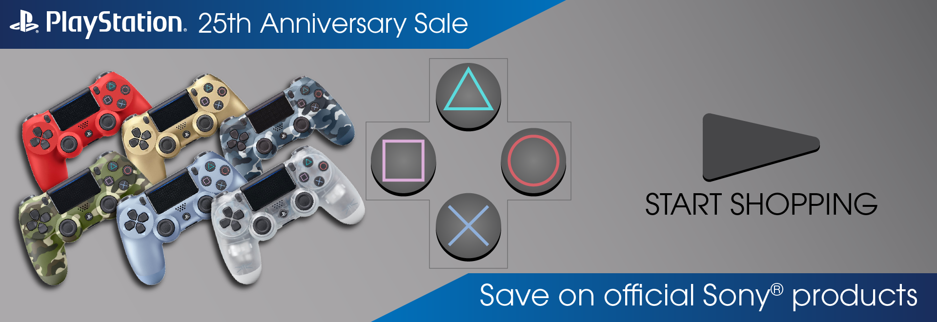 PlayStation 25th Anniversary Sale