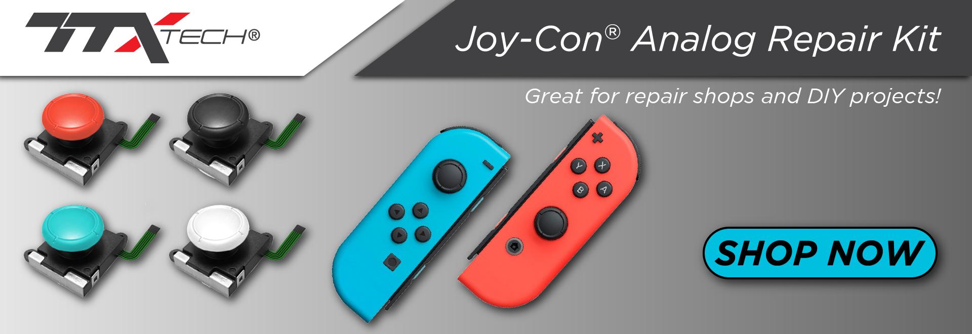 TTX Tech - Joy-Con Analog Repair Kit