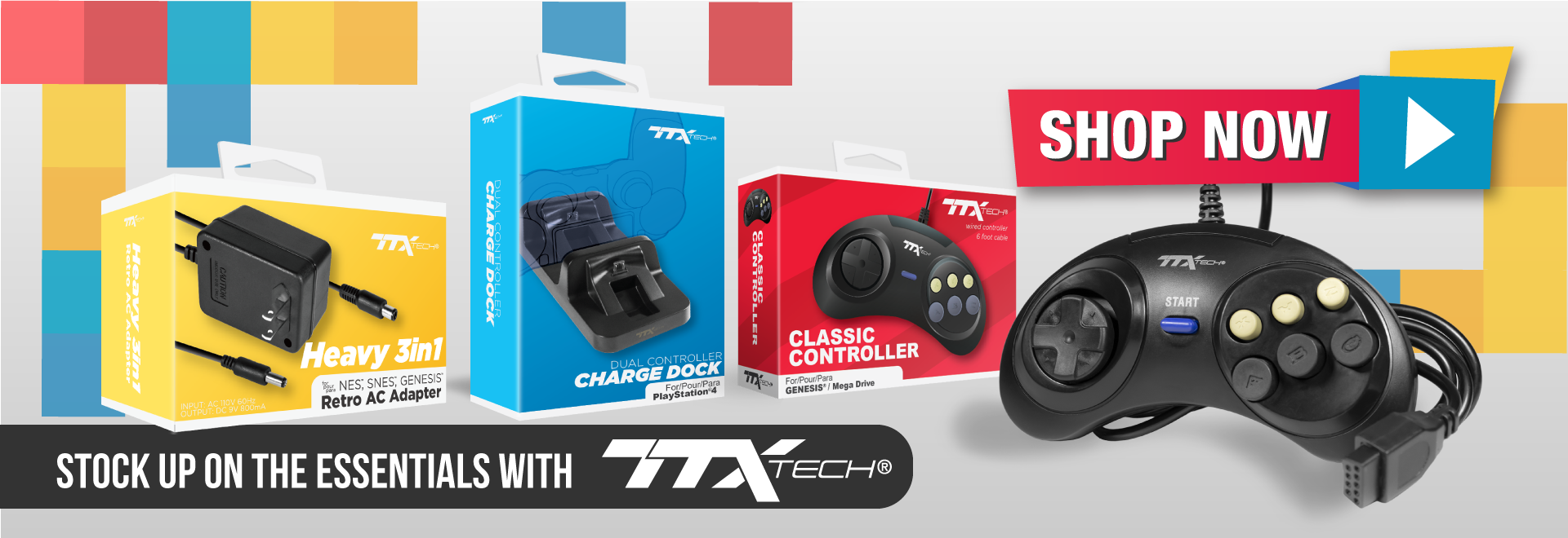 TTX Tech, New in October