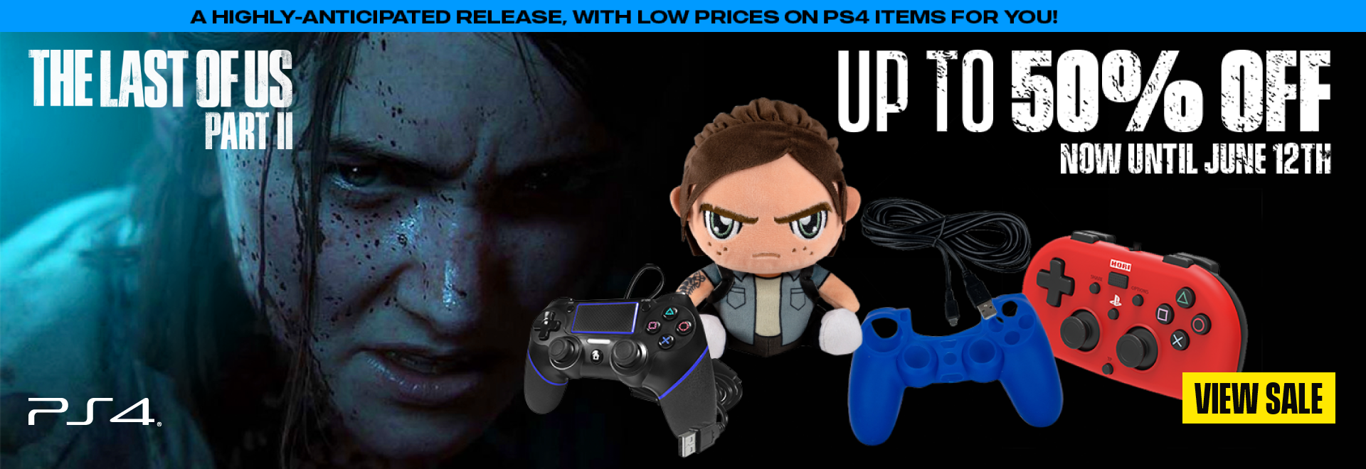 The Last of Us 2 - Sale