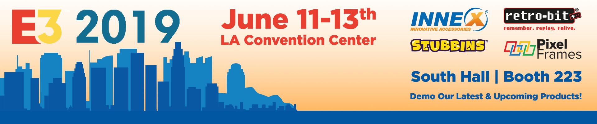 Innex, E3 2019, Event, Show