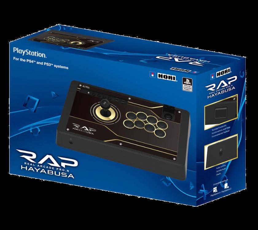 PS4 Real Arcade Pro N Hayabusa 1