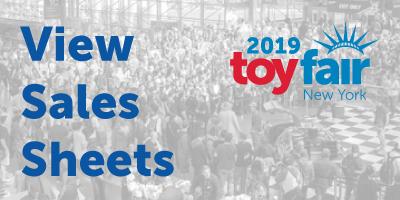 NYTF 2019 Sales Sheets
