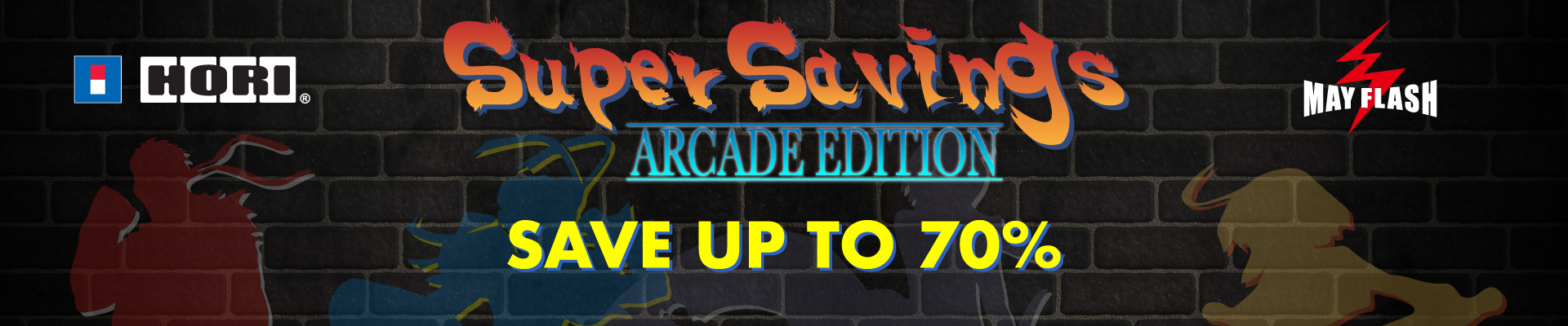 Super Savings Arcade Edition