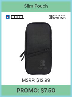 Switch - Case - Slim Pouch (Hori)