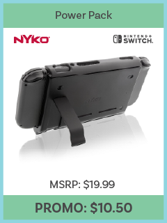 Switch - Charger - Power Pack (Nyko)
