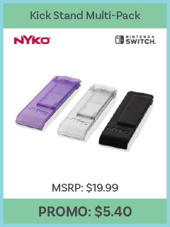 Switch - Console Stands - Kick Stand - Multi-Pak (Nyko)
