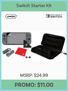 Switch - Bundle - Starter Kit (PDP)