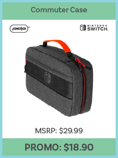 Switch/Switch Lite - Case - Commuter Case - Elite Edition (PDP)