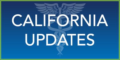 CA COVID-19 Updates