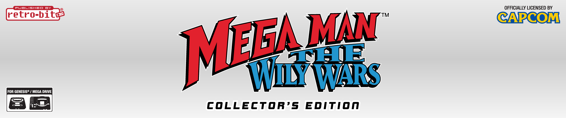 Mega Man: The Wily Wars - Collector's Edition
