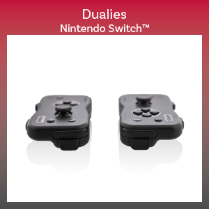 Switch - Controller - Wireless - Dualies for Switch (Nyko)