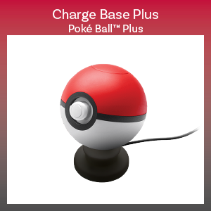 Switch - Charger - Charge Base Plus for Poke Ball Plus (Nyko)