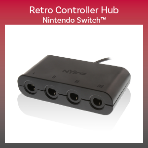 Switch - Adapter - Retro Controller Hub - 4 Port (Nyko)