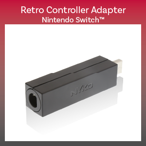 Switch - Adapter - Retro Controller Adapter (Nyko)