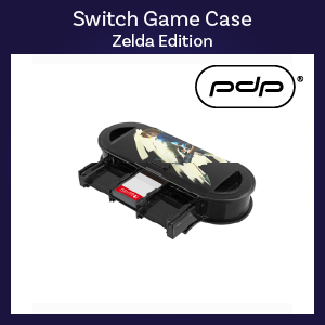 Switch - Case - Secure Game Case - Zelda Edition (PDP)