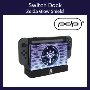 Switch - Dock - Dock Glow Shield (PDP)