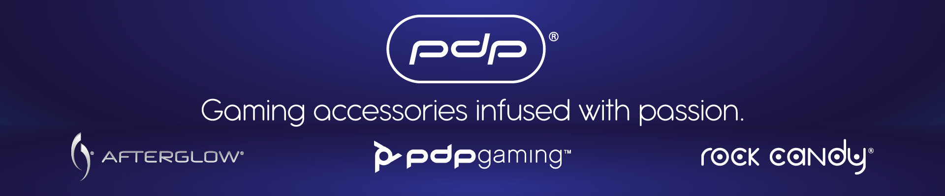 PDP Gaming accessories infused with passion