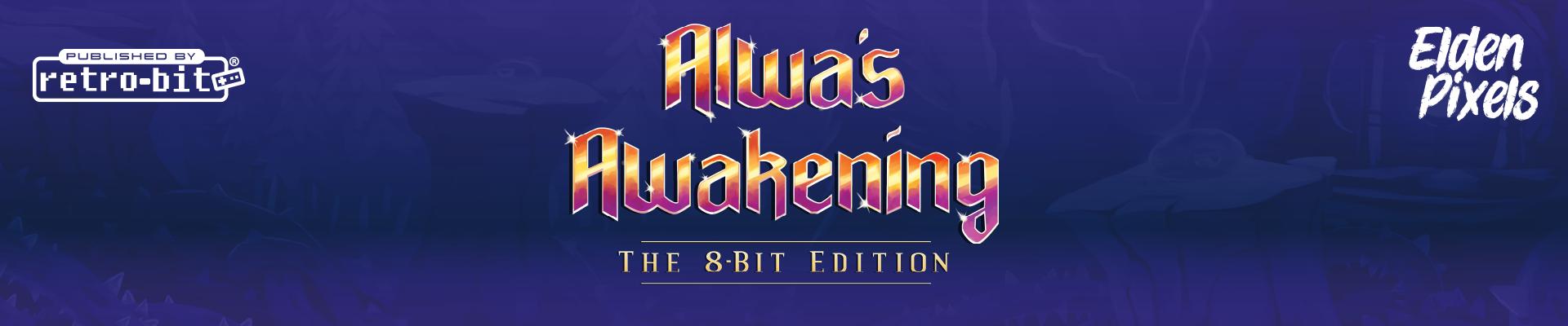 Alwa's Awakening: The 8-Bit Edition
