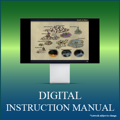 Alwa's Awakening: The 8-Bit Edition Digical - Digital Manual