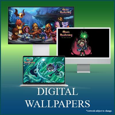 Alwa's Awakening: The 8-Bit Edition Digical - Digital Wallpapers