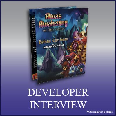 Alwa's Awakening: The 8-Bit Edition - Developer Interview