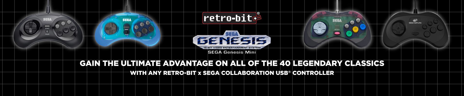 SEGA Collaboration - Mini