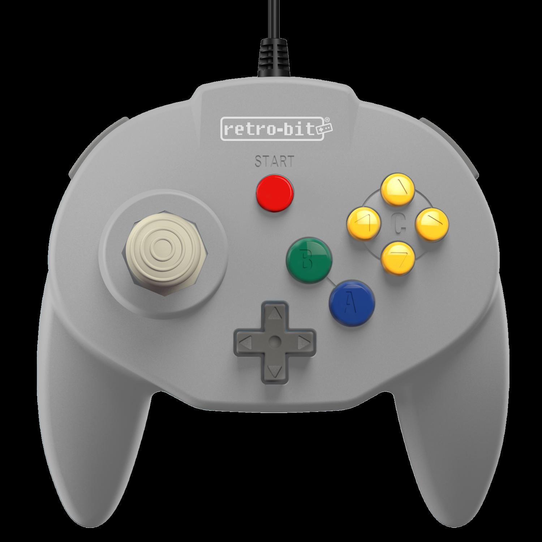 Tribute64 Classic Grey - N64