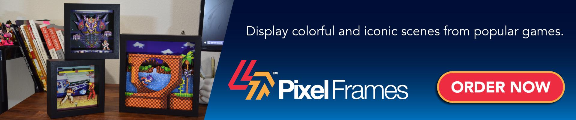 Pixel Frames - Buy Now