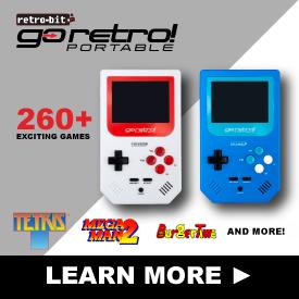 GoRetro! Portable