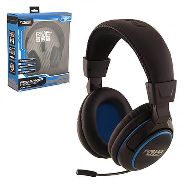 PS4 Wired Pro Gamer Headset