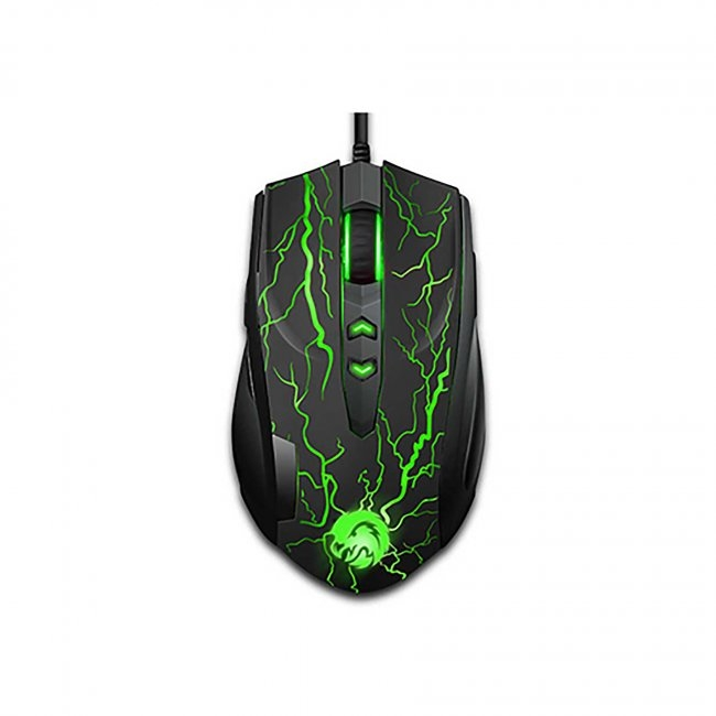 PC Wired Laser Gaming Mouse